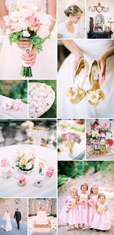 Decoracion Romantica Para Bodas ~ ideas para bodas de primavera romanticas copia